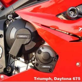 675/ST 675 Gearbox / Clutch Cover UK Spec