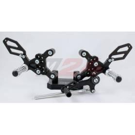 Rear set Ducati 848/1098/1198