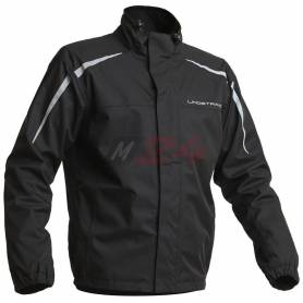 Lindstrands Rain jacket DW+ Jacket Black