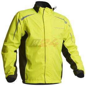 Lindstrands Rain jacket DW+ Jacket Black/yellow
