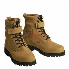 Lindstrands Boots Drizzle Brown