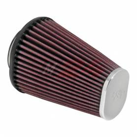 RC-3680 K&N Universal Clamp-On Air Filter