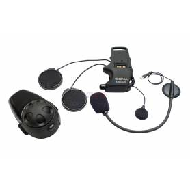SMH10 Motorcycle Bluetooth Headset/Intercom with Universal Microphone Kit