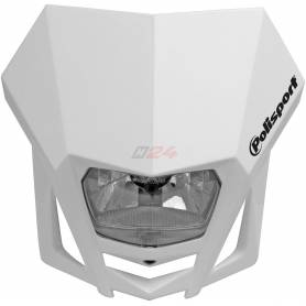 Polisport LMX headlight white