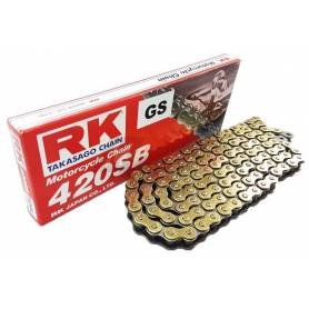 RK GS420SB Chain Gold +CL (Connect.link)