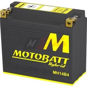 Motobatt Hybrid battery MHT14B4