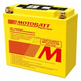 Motobatt lithium battery MPL51814-HP