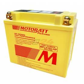 Motobatt lithium battery MPLX16U-HP