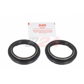 Front suspension dust seal (45x62x6)