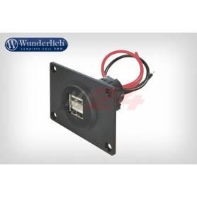 Power USB double socket 12V (2x.2.500 mA)