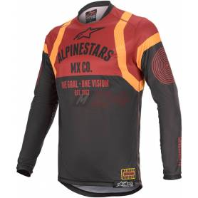 JERSEY S20 FLAG BLK/B/OR
