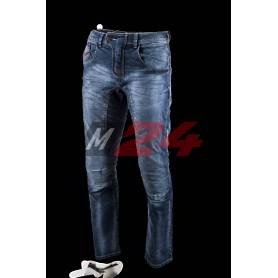 Jeans Trousers With Protectors ADR Rock Blue