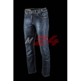 Jeans Trousers With Protectors Regular 2.0 Navy Blue