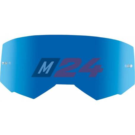 FLY Racing Zone/Focus Goggle Lens blue