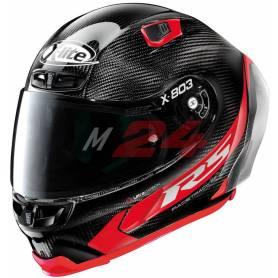 X-Lite X-803 RS Ultra Carbon Hot Lap Helmet 013