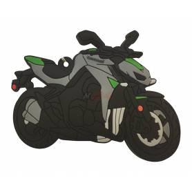 Bike It Kawasaki Z1000 15- Rubber Keyfob - 119