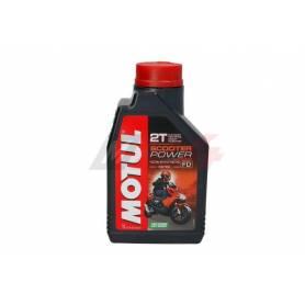 MOTUL 2 stroke engine oil SCOOTER POWER 2T 1L