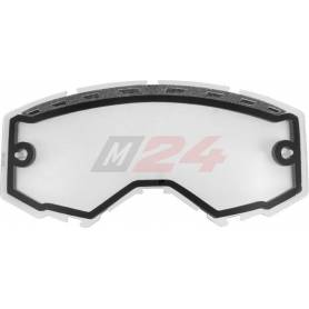 Fly Racing DUAL LENS W/O VENTS