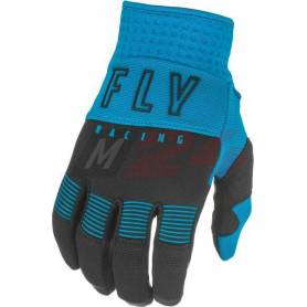 FLY Racing F-16 Gloves Black/Blue