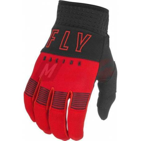 FLY Racing F-16 Gloves Black/Red
