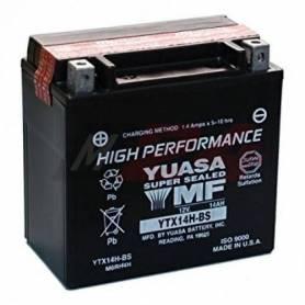 Yuasa starting battery  YTX14H-BS .69LTR