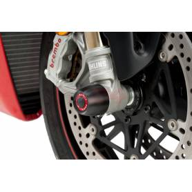 Front Fork And Swingarm Protector aluminium ring CBR1000RR 2006