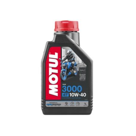MOTUL 4 stroke engine oil 3000 4T 10W40 1L