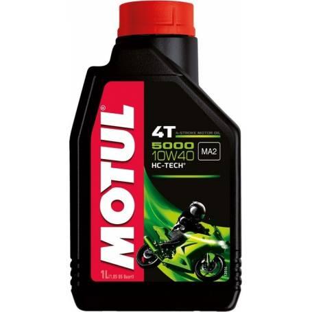 MOTUL 4 stroke engine oil 5000 10W40 1L