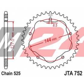 Aluminium Rear Race Sprocket. JTA752.41